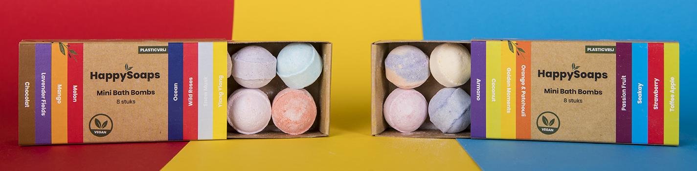 Mini Bath Bombs